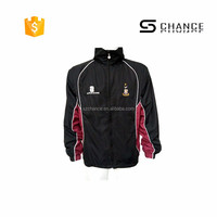 Various Size zip through cycling track suit jacket