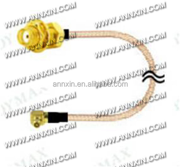 Top quality classical jumper cable with sma and n connector