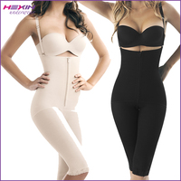 2015 Top Quality Seamless Full Body Control Slimming Pants Shaper for Women