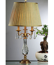 crystal brass chandelier table lamp crystal ball TL1705