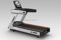 New Arrival / Commercial Treadmill / Running Machine / Gym Equipment / Fitness Equipment / AC power / Touch Screen