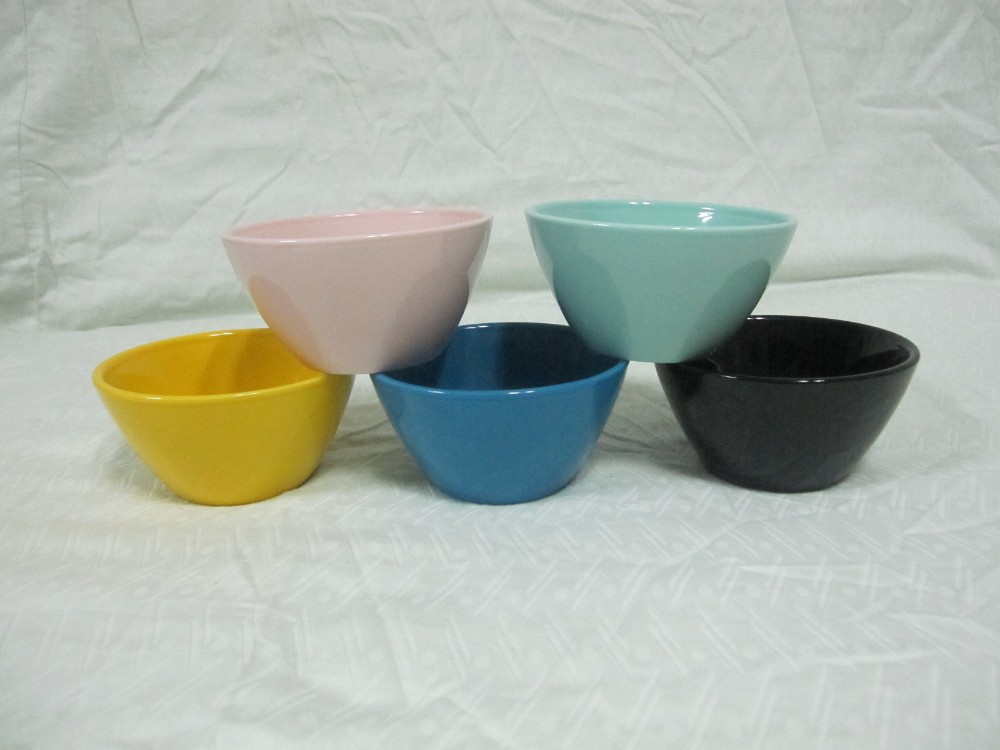 B- 315 rise bow of color glazed design of many color can select