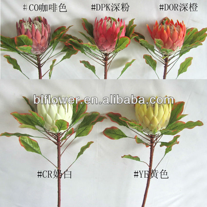artificial protea flower BIG YL665