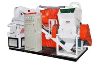 AUPU AP-600A automatic wire and cable copper Scrap recycling machine