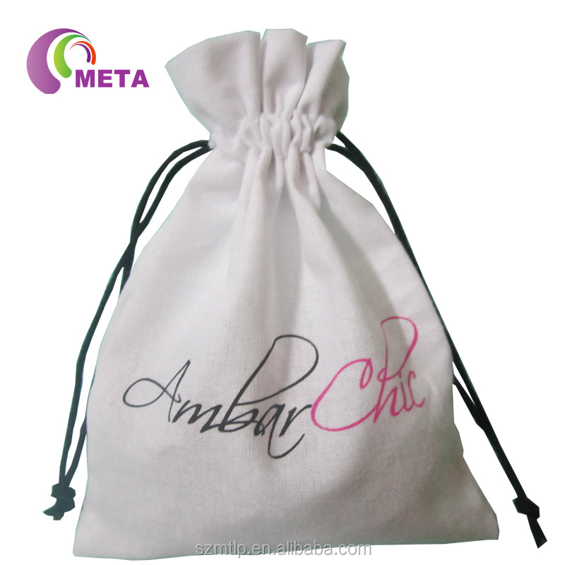 Drawstring Nepal Cotton Bags Wholesale