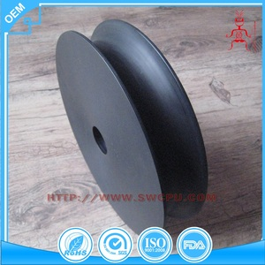 OEM Custom Machining Plastic Wire Rope Sheave Pulley