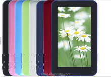 low cost 7 inch A13 cpu android 4.2 tablet pc