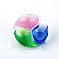 Color protection remove stubborn stains sterilization laundry capsule detergent laundry pods