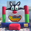 inflatable bouncer cat hot sales inflatable jumping bouncer A1001B