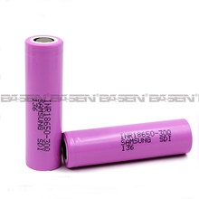 2016 hot sale samsung 30Q 18650 battery 3000mah inr18650-30Q only usd3.7/pc now