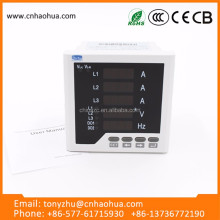 ZK-3UIF35 Three-Phase Dc Multifunction Digital Ammeter And Voltmeter