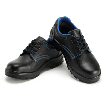 CE & TUV Certificate Breathable Steel Toe Construction Working Shoes Stylish Safety Shoe Design