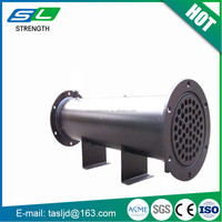 Hot sale low prices and best services steam heat exchanger marine tube heat exchanger with ASME standard from China manufacturer