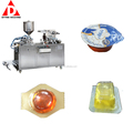 Small Jam Blister Packing Machine | Honey Blister Packing Machine