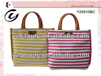 Classic stripe series small cute girls bags fashion cell phone bag