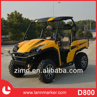800cc all terrain utility vehicle