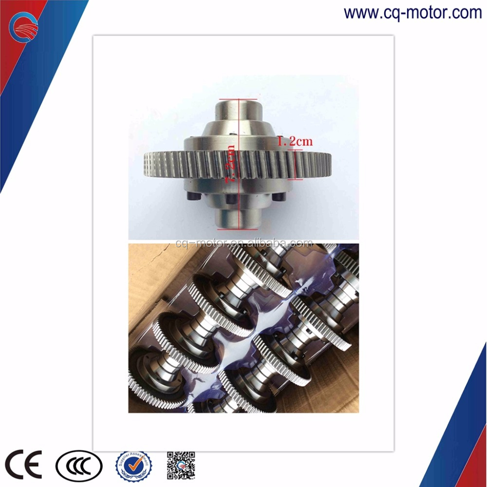 tuk tuk bajaj tricycle Transmission Gear Type differential and pinion gear