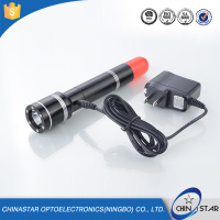 Strict QC customizable rechargeable heavy duty torch light