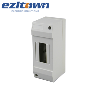 IP42 outdoor 2 8 way safety mcb plastic ways breaker mcb size price electricity electrical distribution box board
