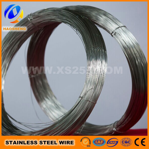 304L soft and bright stainless steel wire piano