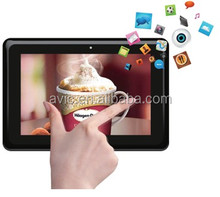 10.1 inch HD IPS PDF reader tablet with 10-point capacitive touch screen android SDK tools for e-coaching education display