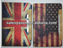 For Samsung P5100 leather flip cover GALAXY Tab 2