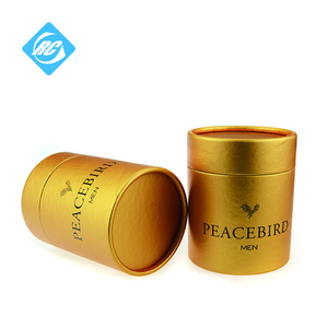 Customized Speciality Tube Round Paper Box for Packing