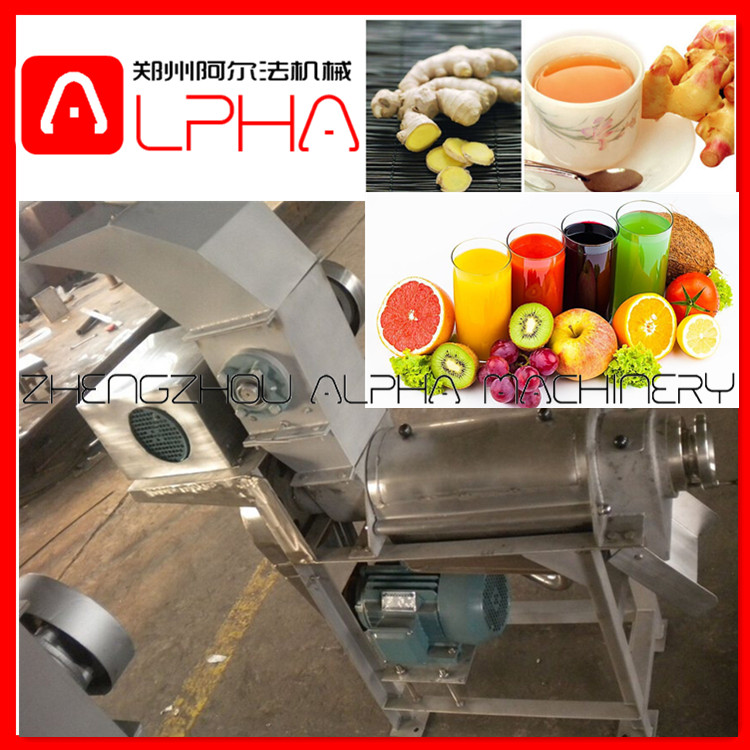 Hot Sale/Low Price Industrial Cold Press Juicer/Extractor Machine