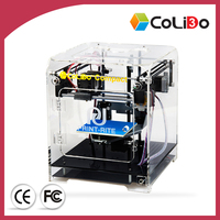 CoLiDo Compact mini 3d printer kit, 3 d printer