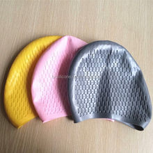 Excellent quality promotional 2015 funny silicone swimming cap