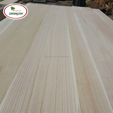 Wholesale factory price buy china paulownia wood glued board