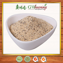 Black Pepper Marinade Powder high quality made in taiwan beef broth seasoning curry powder 260g