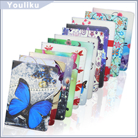 wholesale alibaba beautiful and cute design butterfly logo tablet pc case stand case cover for ipad mini
