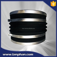 Slip-on Rubber Clamping Expansion Joints