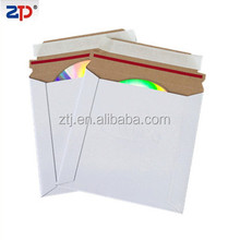 Cardboard Packing Music CD Replication Mailer