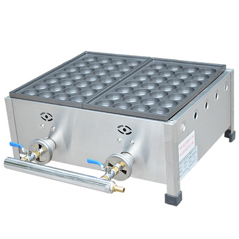 Automatic Commercial Gas Takoyaki machine