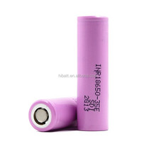 Authentic rechargeable li ion cell INR 18650 35E 3.6V 3500mah lithium ion battery for E- bike