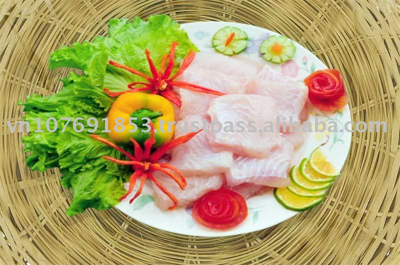 Seafood, Pangasius, Pangasius fillets ISO and BRC standard