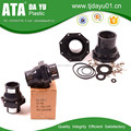 factory low price plastic PVC swing check valves MPT or FPT pipes check valve