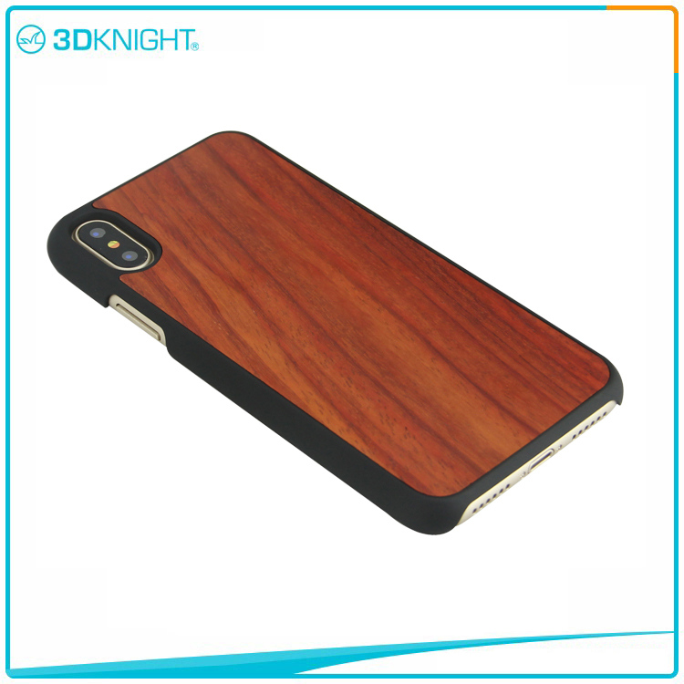 Nature Wood Case for Iphone X,Wholesale Price wood phone case