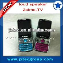 Q9 tv mobile phone with loud speaker