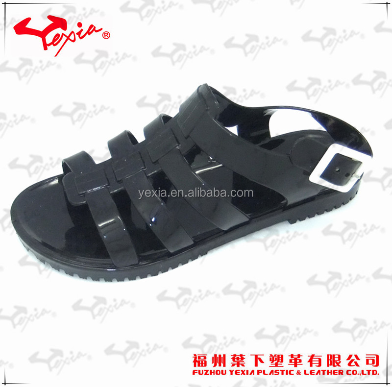 Safety sandals for elder women outdoor on beach
