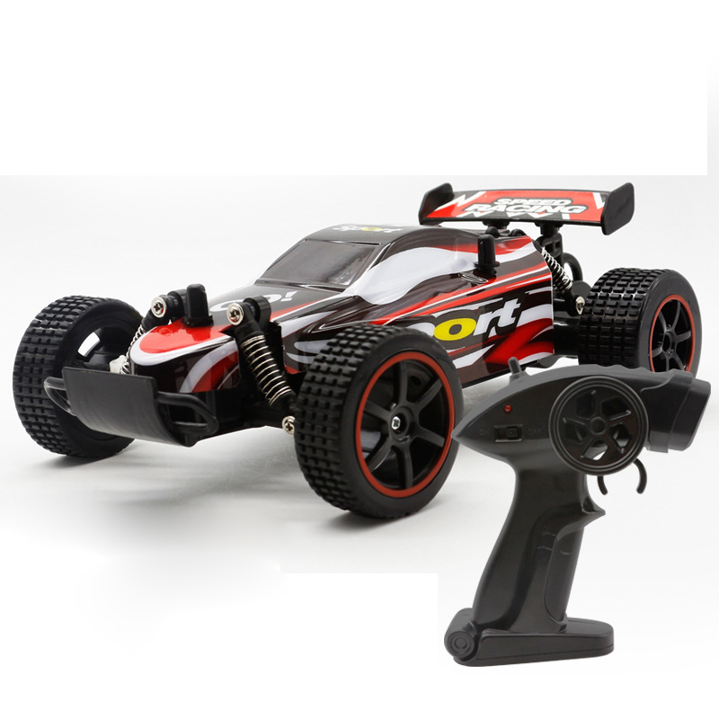 Free Sample 2.4GHz 2WD 1:20 RC Car Off Road Truck Racing Car Toy with 4 Wheels