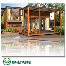 Modern container house/prefab house/prefabricated Luxury Container homes villa