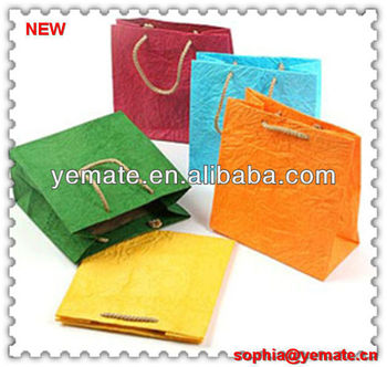 Order a paper gift bags wholesale