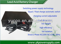 12V 80A full automatic battery charger for electric vehicles