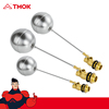 TMOK Brass Float Ball Valve Use For Water NPT/BSP Thread