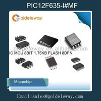 PIC12F635-I#MF (ic part irg71c28u irg71c28u) IC MCU 8BIT 1.75KB FLASH 8DFN