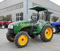 Tractor with canopy