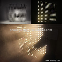 25x3W high power leds stage effect DJ background wall